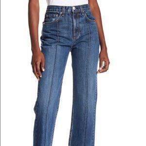 Rag and Bone NWT Dagmar ankle jeans 25